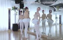 Homemade amateur teen sex tape - Ballerinas on the Go